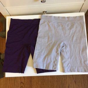 2 pack jockey slipshorts medium